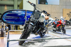 BMW Concept path 22 on display at The 37th Bangkok International Motor Show Royalty Free Stock Image
