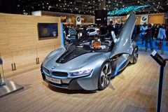 BMW Concept Spyder i8 Royalty Free Stock Photo