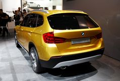 BMW Concept X1 Stock Photo