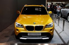 BMW Concept X1 Royalty Free Stock Photos