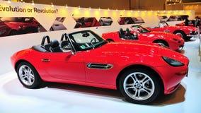 BMW convertibele Z8, Z1 en 507 Stock Foto's