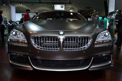 BMW coupé de mamie de 6 séries images libres de droits