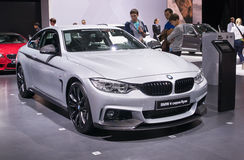 BMW Coupe 4 серий Стоковая Фотография RF