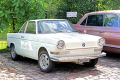 BMW 700 Coupe Royalty Free Stock Photography