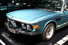 BMW 3.0 CSi Royalty Free Stock Photography