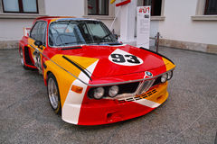 BMW 3.0 CSL by Alexander Calder Royalty Free Stock Image