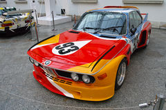 BMW 3.0 CSL by Alexander Calder Stock Image