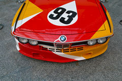 BMW 3.0 CSL by Alexander Calder Royalty Free Stock Photography