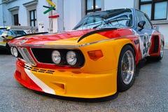 BMW 3 0 CSL durch Alexander Calder Lizenzfreies Stockbild