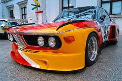 BMW 3 0 CSL por Alexander Calder Imagem de Stock Royalty Free