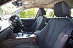 BMW 320d轿车2013年 库存图片
