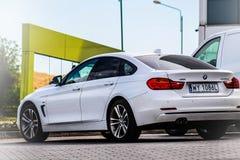 BMW 440d Стоковое фото RF