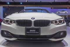 BMW 420d Convertible Sport Car Stock Photography