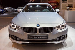 BMW 420d Gran Coupe Stock Image
