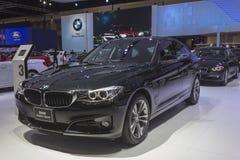 BMW 320d GT跑车 免版税库存照片