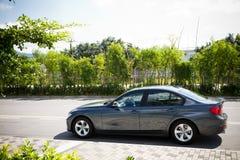 BMW 320d Sedan 2013 Royalty Free Stock Photo