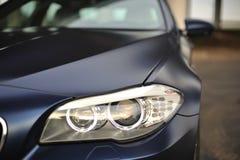 BMW de voiture Image libre de droits