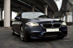 BMW de voiture images stock