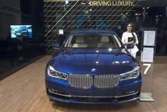 BMW de voiture Images libres de droits