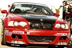BMW defiende en rey Of Europa Foto de archivo