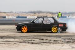 BMW drivabil Fotografering för Bildbyråer