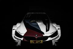 BMW DTM Imagens de Stock Royalty Free