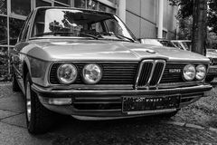 BMW 528 (E12) Stockfotografie