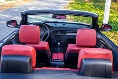 BMW E93 stock afbeelding