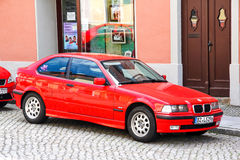 BMW E36/5 contrat de 3 séries Photographie stock
