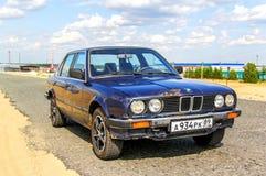 BMW E30 324d Royalty Free Stock Photos