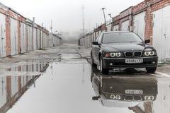 BMW E39 520i Стоковое Фото