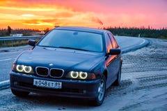 BMW E39 520i Obraz Stock