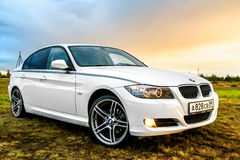 BMW E90 318i arkivfoton