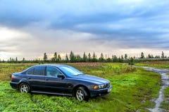 BMW E39 520i Стоковые Изображения