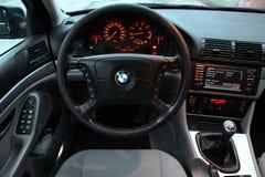 BMW E39 520i Стоковая Фотография