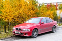 BMW E39 M5 Zdjęcie Stock