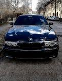 BMW E39 M5 lizenzfreies stockbild