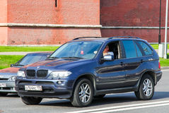 BMW E53 X5 Stock Images