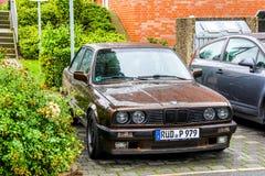 BMW E30 3 reeksen Stock Foto's
