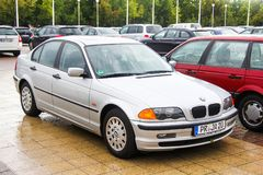 BMW E46 3 séries Image stock