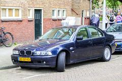 BMW E39 5 séries Photos libres de droits