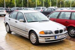 BMW E46 3 serie Fotografering för Bildbyråer