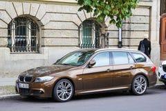BMW E91 3 serie Royaltyfri Fotografi
