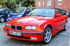 BMW E36 3 serie Fotografering för Bildbyråer