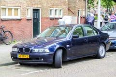 BMW E39 5 serie Royaltyfria Foton