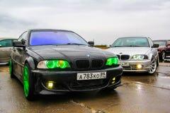 BMW E46 3 serie Royaltyfri Fotografi