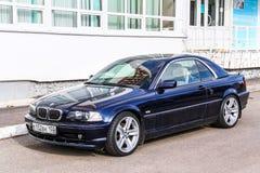 BMW E46 3 serie Royaltyfri Bild