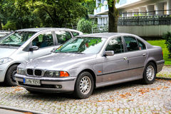 BMW E39 5 serie Arkivbilder