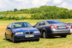 BMW E36 3-series Stock Images