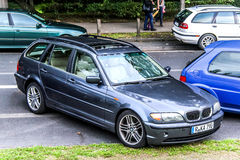 BMW E46 3-series Royalty Free Stock Photos